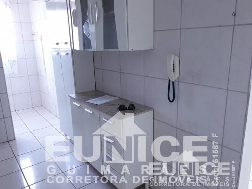 Apartamento com 2 dormitórios para alugar no Morada dos Nobres em Araçatuba/SP